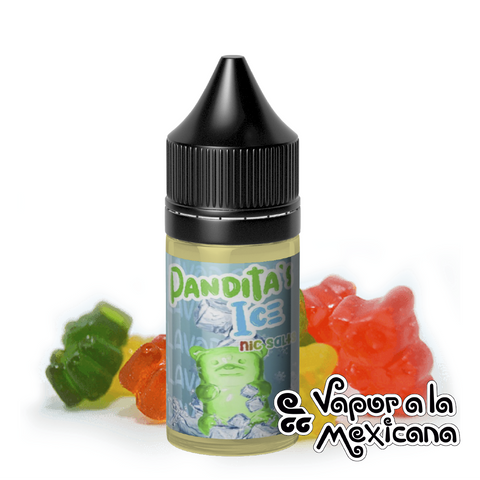 Panditas Ice NicSalts 30ml | Simple Flavor | Vapor a la Mexicana
