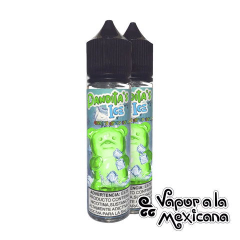 Pandita's Ice 60ml | Simple Flavor Liquids | Vapor a la Mexicana