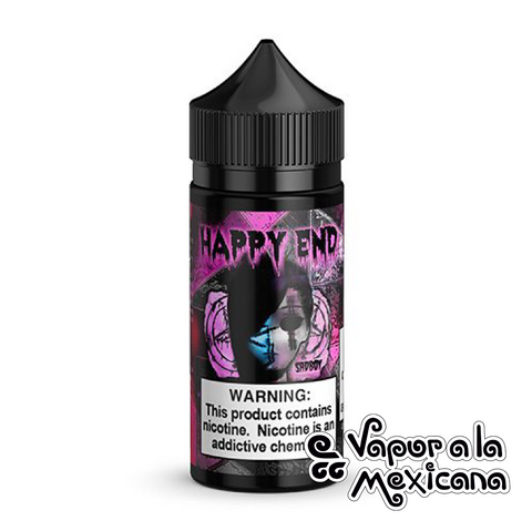 Pink Cotton Candy 100ml | Sadboy Happy End | Vapor a la Mexicana