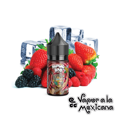 Ragnarok NicSalts 30ml | Vaping Bad | Vapor a la Mexicana