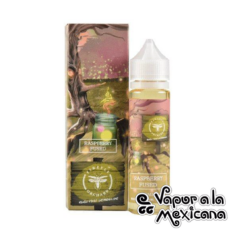Raspberry Fused 60 ml | Firefly Orchard | Vapor a la Mexicana