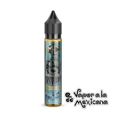 Sky Blue 30ml | Mc Liquids | Vapor a la Mexicana