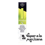 Green Apple Pod Disposable 5% | Ice Bar | Vapor a la Mexicana