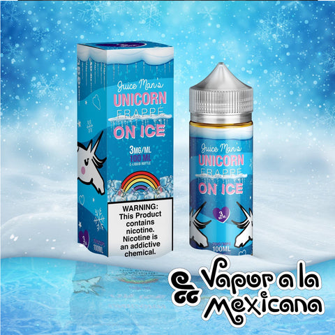 Unicorn Frappe on ice 100ml | JUICE MAN