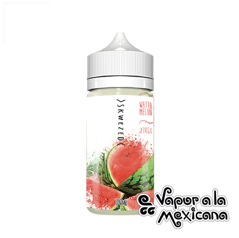 Watermelon 100ml | Skwezed | Vapor a la Mexicana