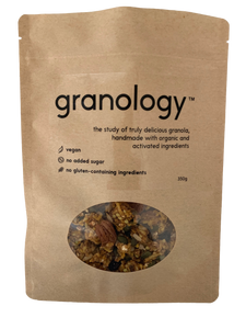 granology: the study of truly delicious granola