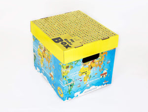 Toy Box Set Of 5