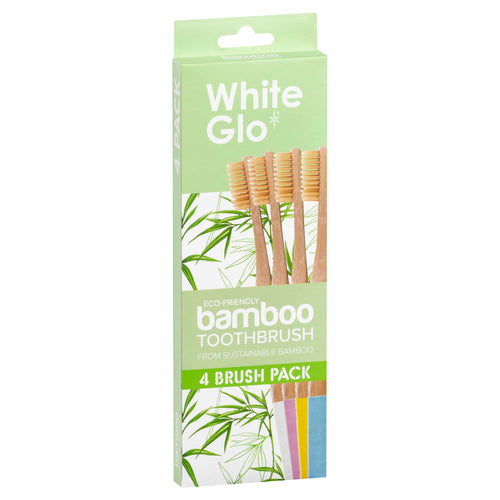 Bamboo Toothbrush (4 Pack)