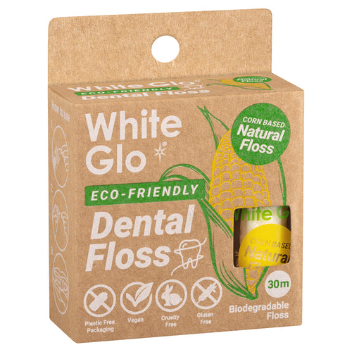 ECO FRIENDLY CORN BASED DENTAL FLOSS