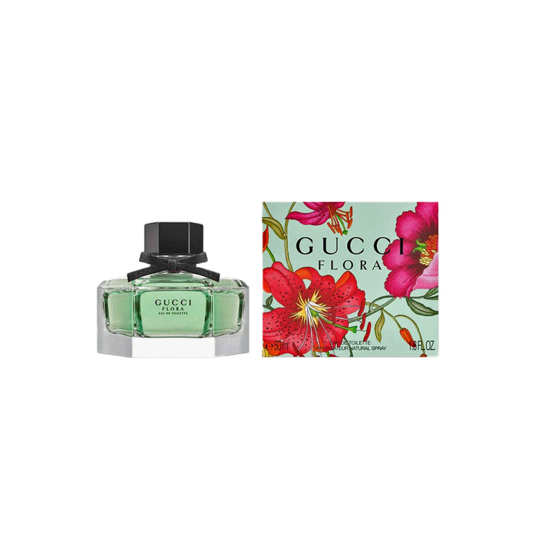 GUCCI FLORA WOMEN EAU DE TOILETTE SPRAY