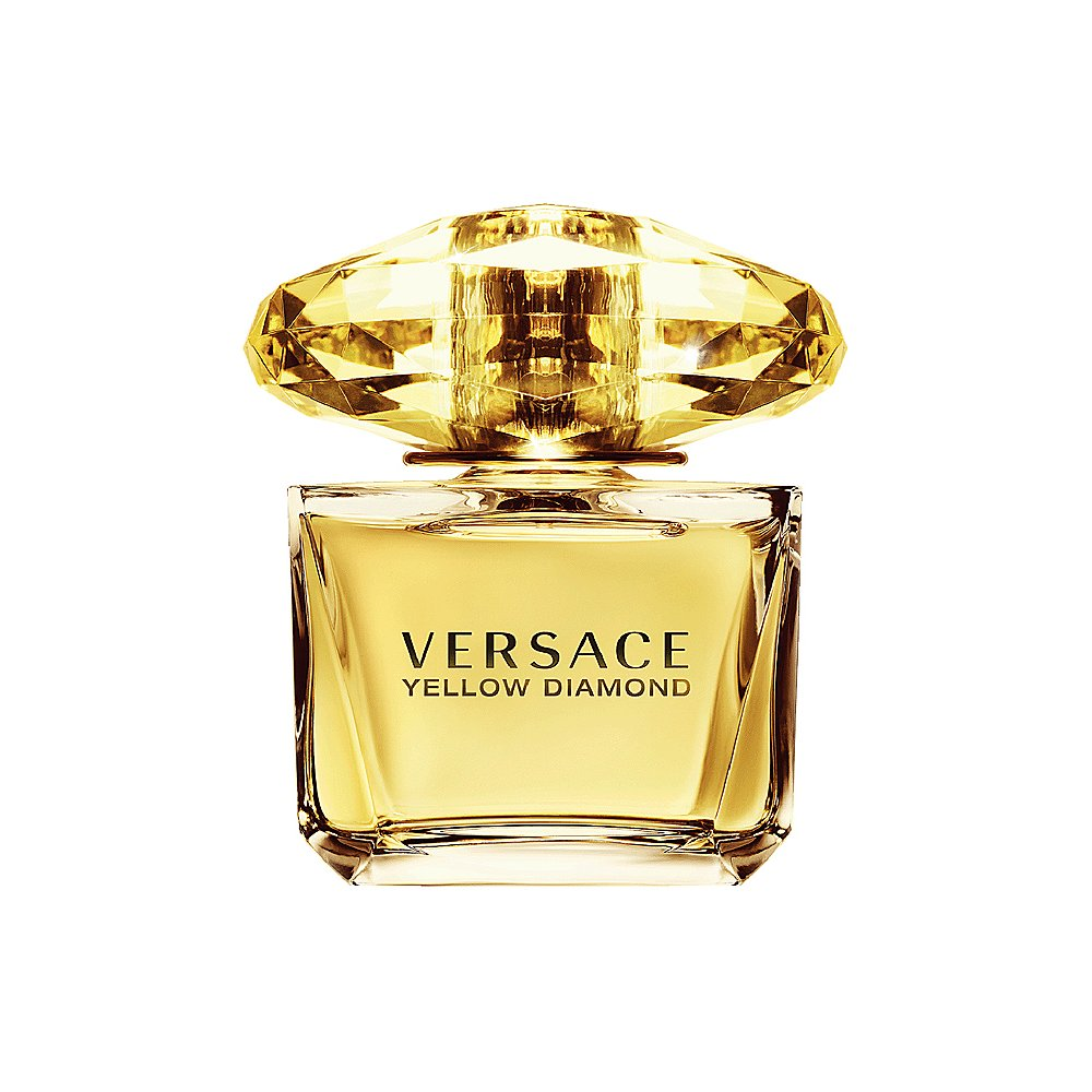 VERSACE YELLOW DIAMOND WOMEN EAU DE TOILETTE SPRAY