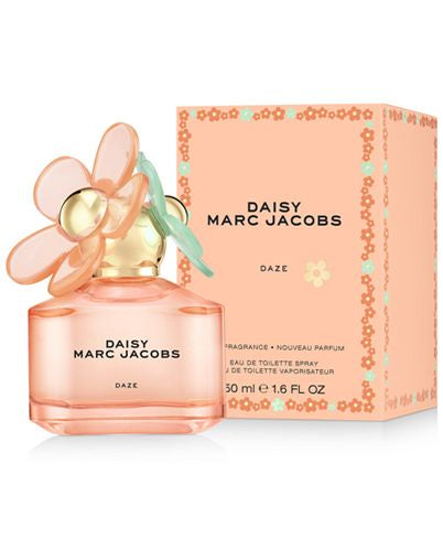 MARC JACOBS DAISY DAZE LIMITED EDITION WOMEN EAU DE TOILETTE SPRAY