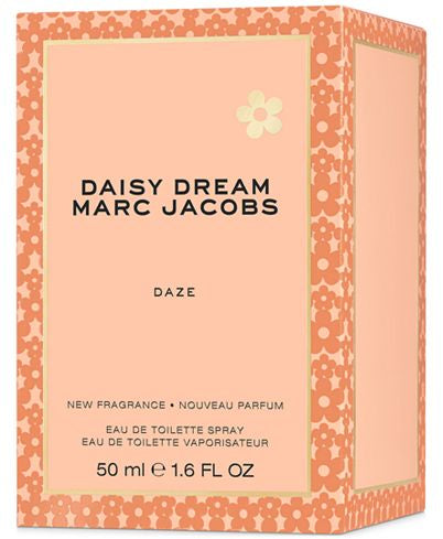 MARC JACOBS DAISY DREAM DAZE LIMITED EDITION WOMEN EAU DE TOILETTE SPRAY