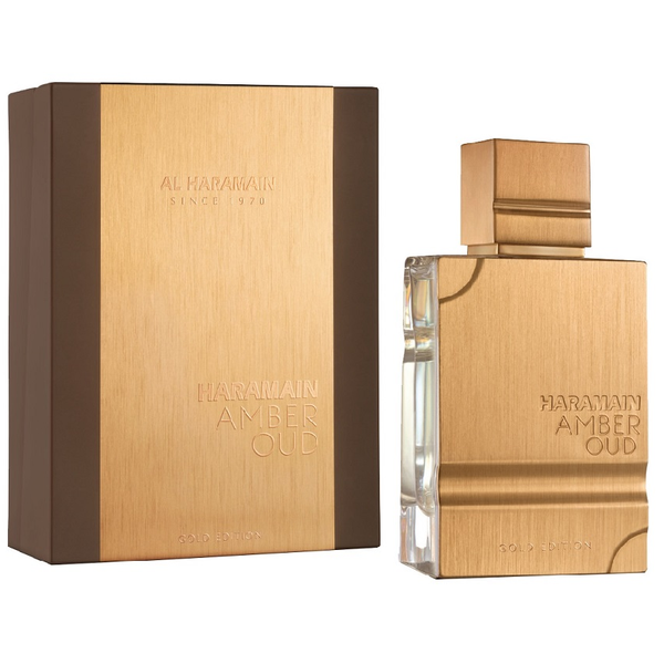 AL HARAMAIN AMBER OUD GOLD MEN EAU DE PARFUM SPRAY