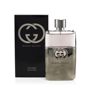 GUCCI GUILTY MEN EAU DE TOILETTE SPRAY