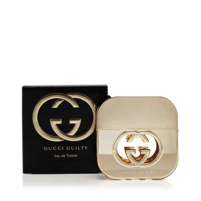 GUCCI GUILTY WOMEN EAU DE TOILETTE SPRAY