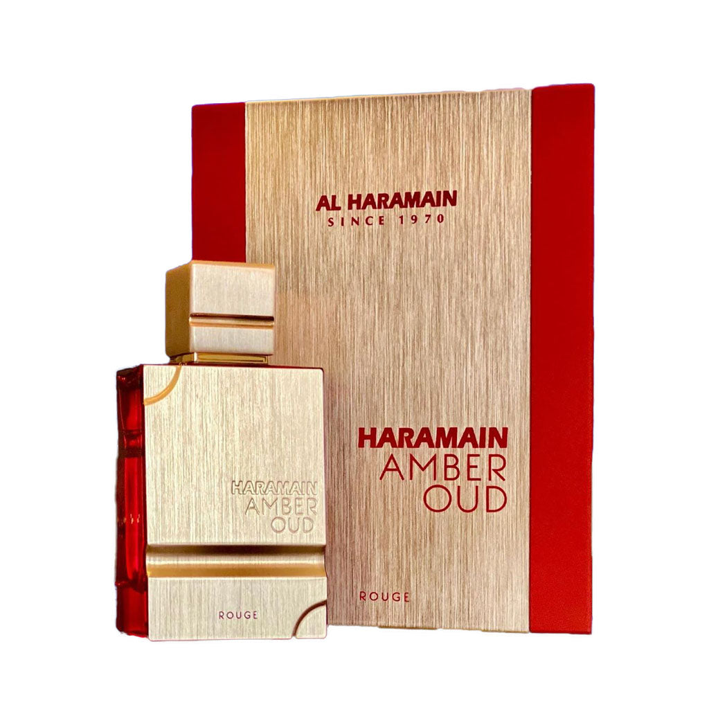 AL HARAMAIN AMBER OUD ROUGE EAU DE PARFUM SPRAY