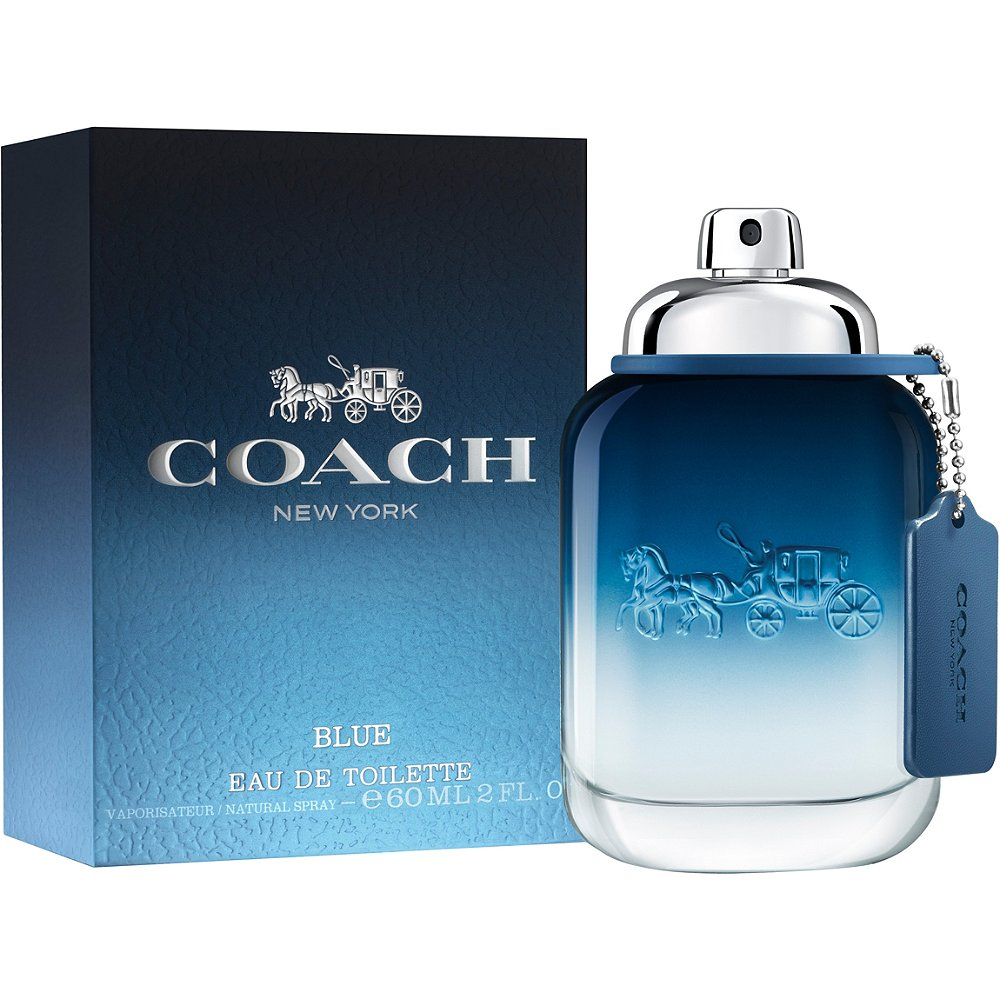COACH BLUE MEN EAU DE TOILETTE SPRAY