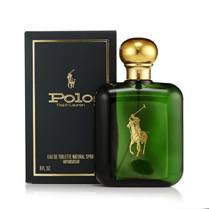RALPH LAUREN POLO GREEN MEN EAU DE TOILETTE SPRAY