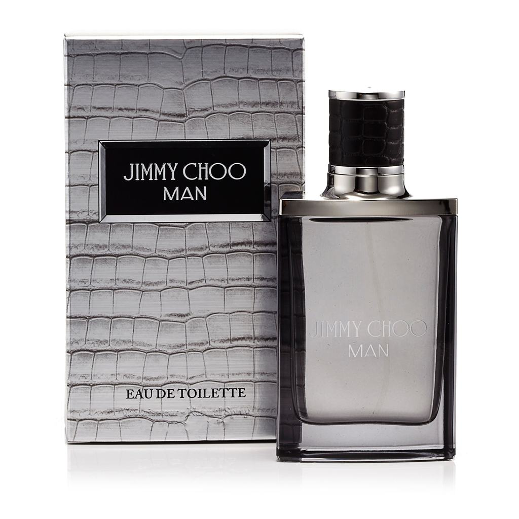 JIMMY CHOO MEN EAU DE TOILETTE SPRAY