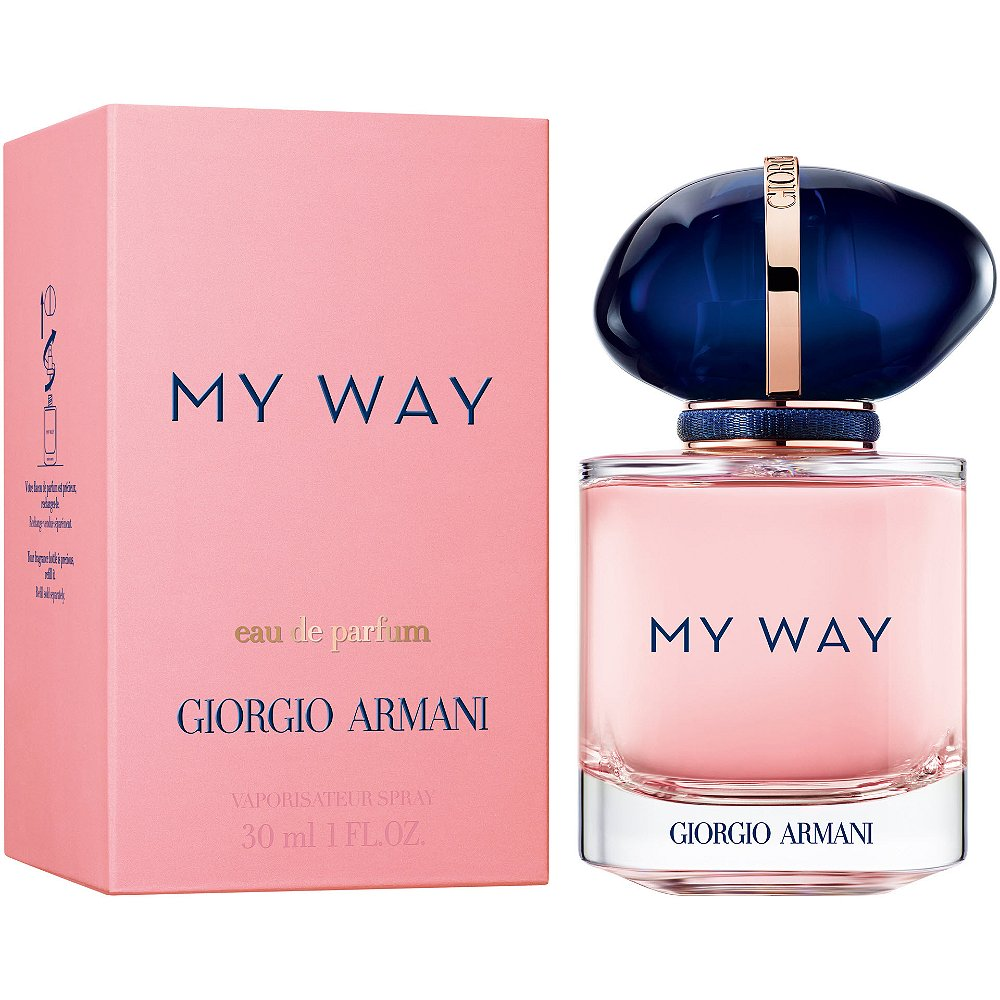 GIORGIO ARMANI MY WAY EAU DE PARFUM SPRAY