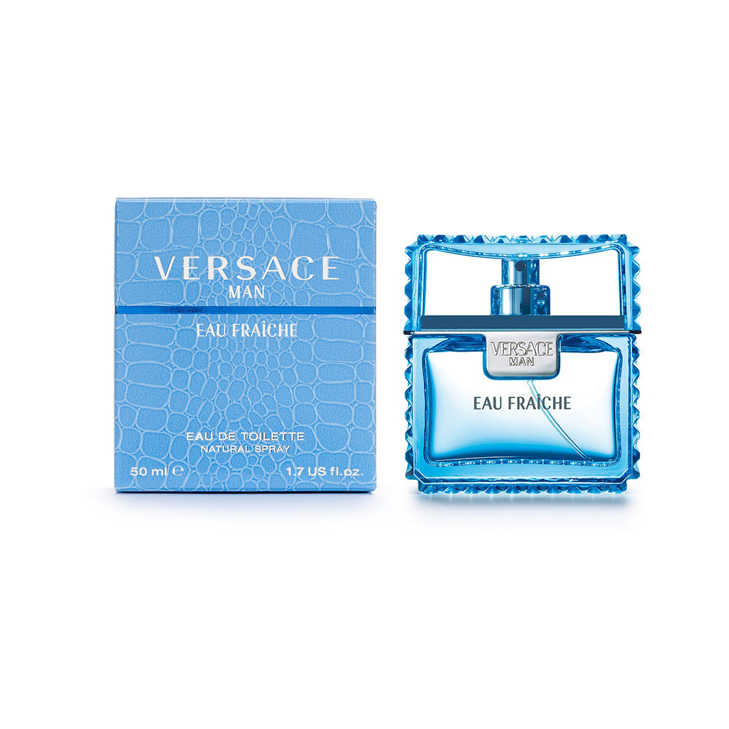 VERSACE MAN EAU FRAICHE MEN EAU DE TOILETTE SPRAY