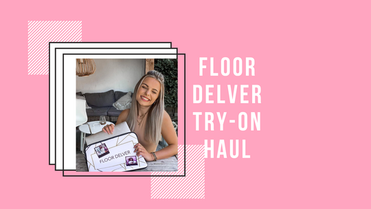 Floor Delver Try-on Haul