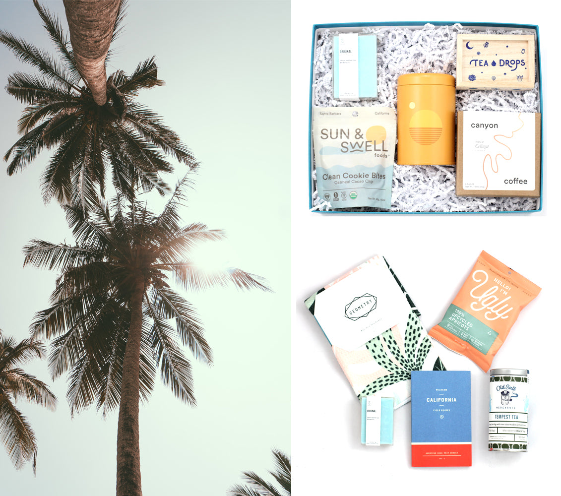 California Local Gifts - Business and Professional Gifting
