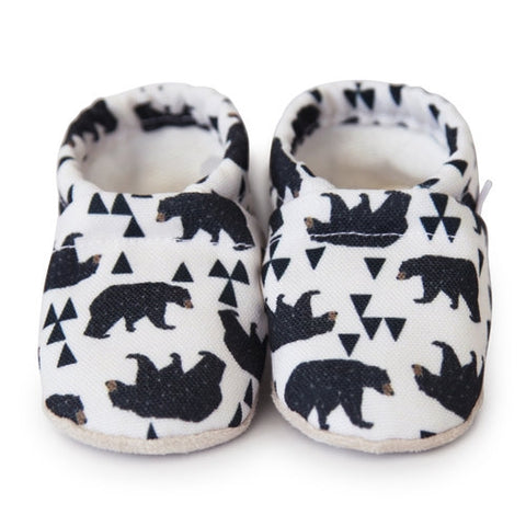 California Bear Baby Booties - made in Los Angeles, CA
