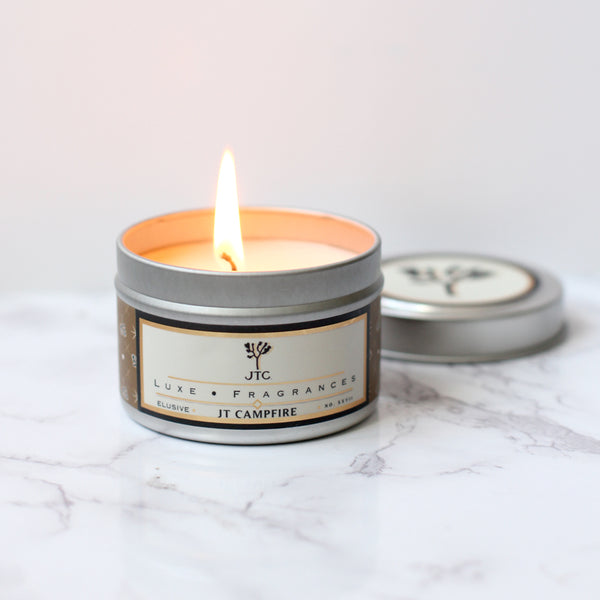 California made products: Candle from Joshua Tree