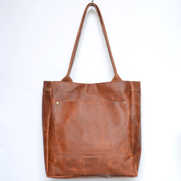 margaret mead field bag (tall): spice