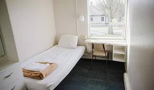 Private Dormitory Room - Single Bed -  $1,450