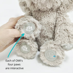 OMI THE ELEPHANT: 3 guided meditations & calm music