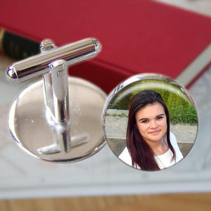 Personalised Cufflinks - Photome