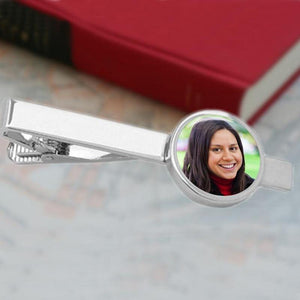 Personalised Tie Clip with Photo - Photome