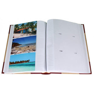 a photo album keeps your photos safe