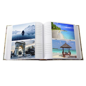 Photo album with sleeves Blank photo album