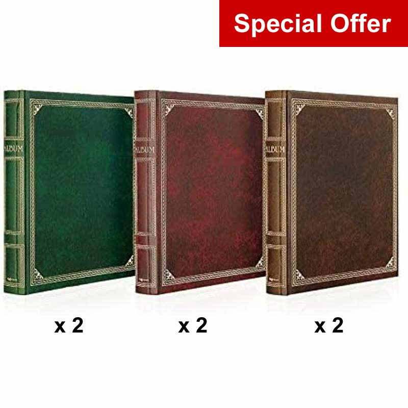 great value self adhesive photo albums