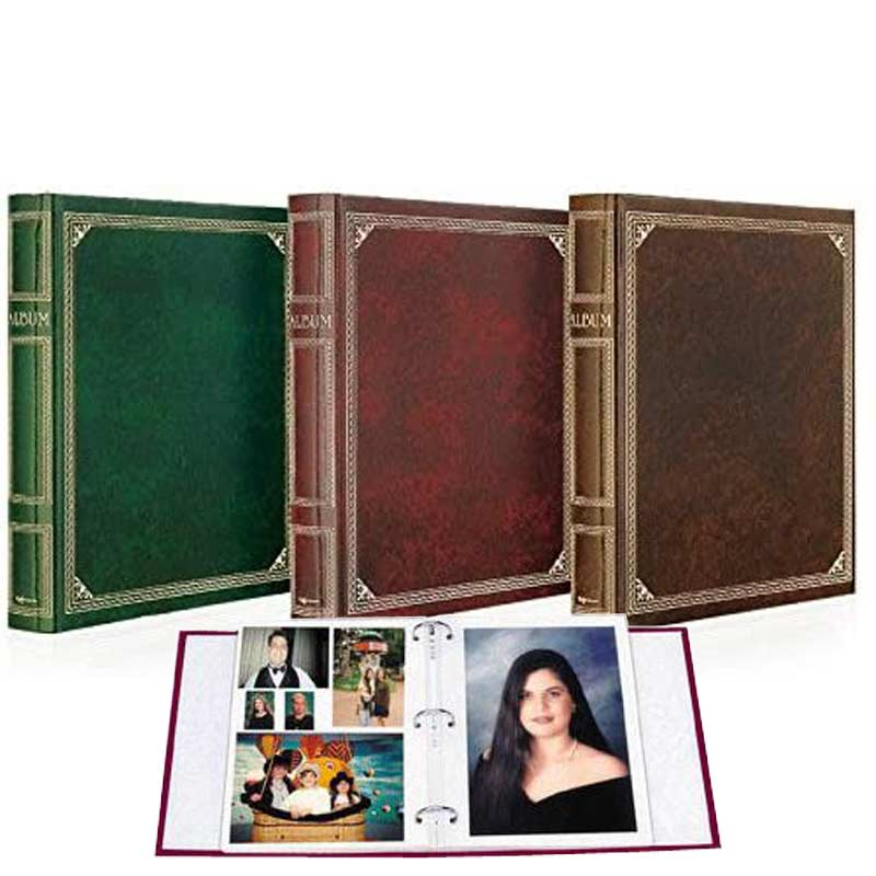 A4 size self adhesive albums