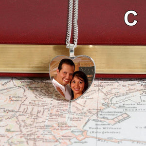 locket with picture