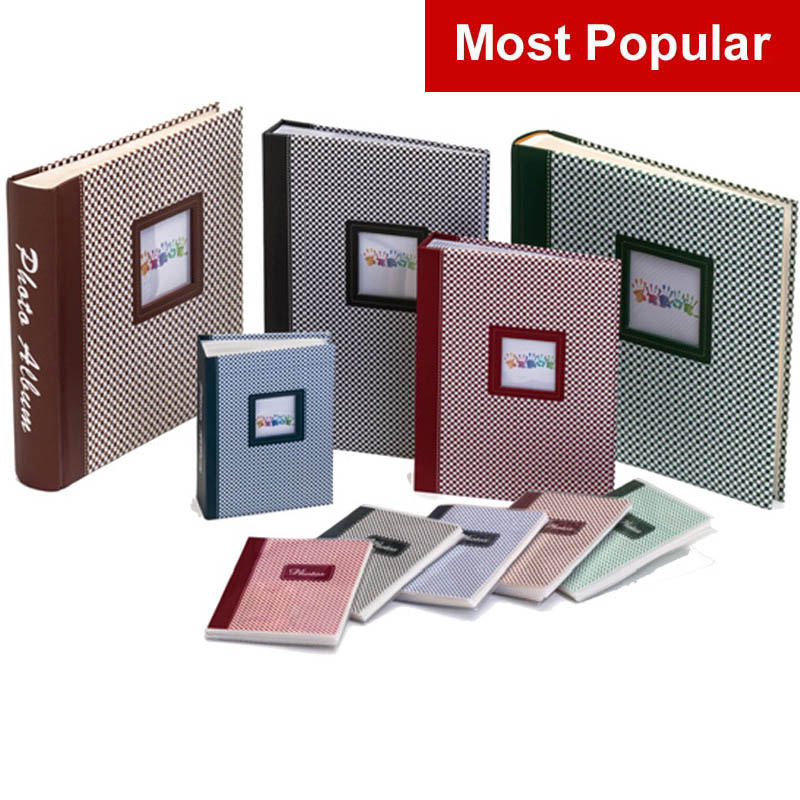 Photo album with sleeves Blank photo album 4x6 photo album holds 300 6x4 photo album holds 200