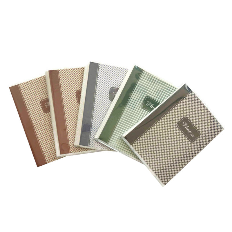 Elements Mini Album 5 Pack For 6x4inch/10x15cm Size