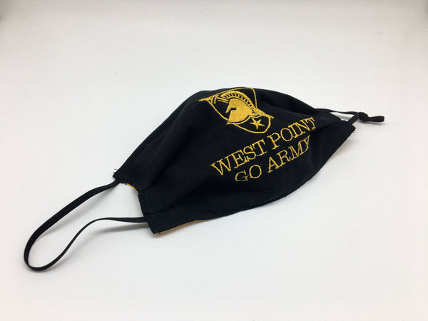 """West Point Go Army"" Face Mask - FREE SHIPPING"