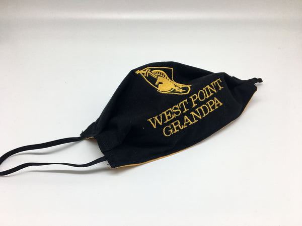 """West Point Grandpa"" Face Mask - FREE SHIPPING"