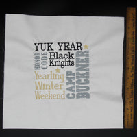 West Point Yuk Year - Quilt Block - For Quilts or Decorator Pillows