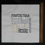 West Point Firstie - Quilt Block - For Quilts or Decorator Pillows