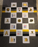 MADE TO ORDER: West Point Quilt Block - Class Crest