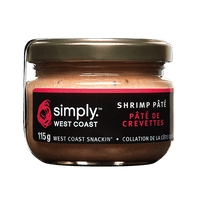 Shrimp Pâté (12 jars per box) - Simply West Coast