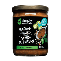 Seafood Gumbo (6 jars per case) - Simply West Coast