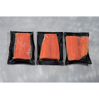 Wild Sockeye Salmon Portions (10lb box) - Simply West Coast